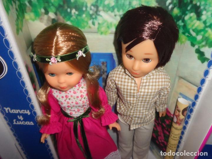 Muñecas Nancy y Lucas: NANCY Y LUCAS -ESPETACULAR PAREJA NANCY Y LUCAS RE-EDICIÓN 2018 A ESTRENAR! SM - Foto 25 - 139574398