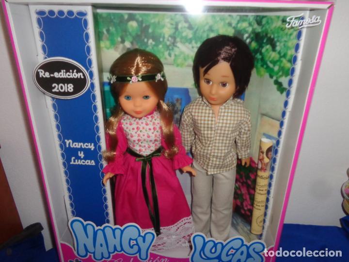 Muñecas Nancy y Lucas: NANCY Y LUCAS -ESPETACULAR PAREJA NANCY Y LUCAS RE-EDICIÓN 2018 A ESTRENAR! SM - Foto 27 - 139574398