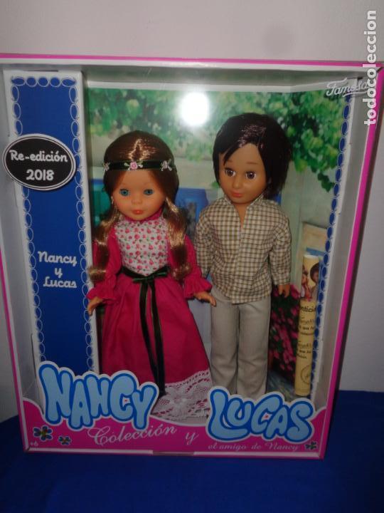 Muñecas Nancy y Lucas: NANCY Y LUCAS -ESPETACULAR PAREJA NANCY Y LUCAS RE-EDICIÓN 2018 A ESTRENAR! SM - Foto 28 - 139574398
