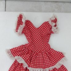 Muñecas Nancy y Lucas: FLAMENCA TRAJE NANCY. Lote 139645438
