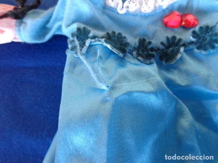 Muñecas Nancy y Lucas: VESTIDO ORIGINAL NANCY NEW ALICIA VER FOTOS! SM - Foto 3 - 141729538