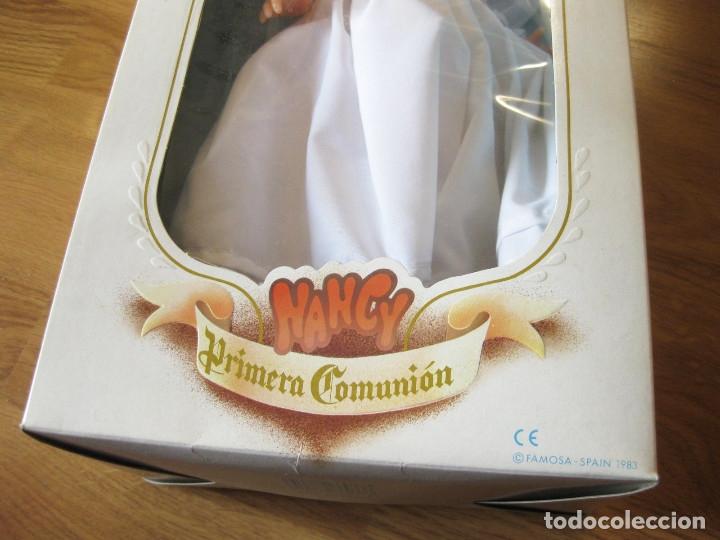 Muñecas Nancy y Lucas: MUÑECA NANCY COMUNION IMPECABLE - AÑO 1983 - CAJA EN PERFECTAS CONDICONES - Foto 2 - 142579950