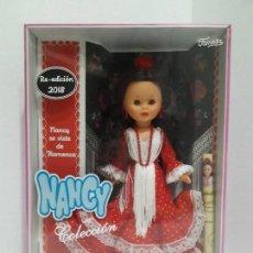 Muñecas Nancy y Lucas: NANCY FLAMENCA - 2018 , NANCY SE VISTE DE FLAMENCA. Lote 163004998