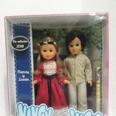 Muñecas Nancy y Lucas: NANCY Y LUCAS - 2018 , EL AMIGO DE NANCY. Lote 142718110