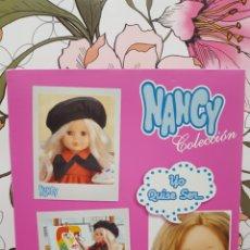 Muñecas Nancy y Lucas: CAJA NANCY PINTORA. Lote 142781544