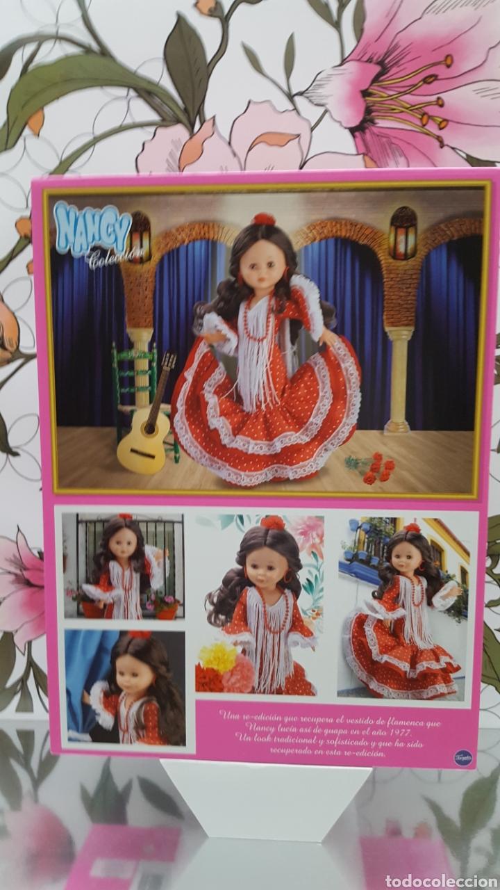 CAJA NANCY FLAMENCA (Juguetes - Muñeca Española Moderna - Nancy y Lucas, Vestidos y Accesorios)
