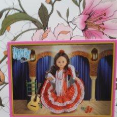 Muñecas Nancy y Lucas: CAJA NANCY FLAMENCA. Lote 174107977
