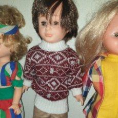 Muñecas Nancy y Lucas: LUCAS. Lote 143572725