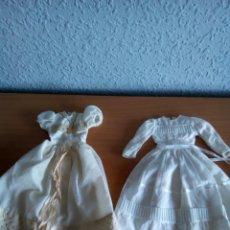 Muñecas Nancy y Lucas: 2 VESTIDOS NANCY DE FAMOSA. Lote 143572993