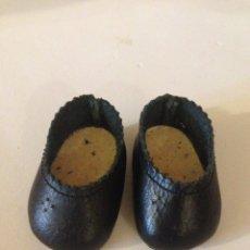 Muñecas Nancy y Lucas - Zapatos Nancy Quiron piel - 143603164