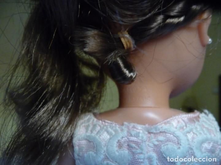 Muñecas Nancy y Lucas: Nancy de famosa morena castaña coleccion quiron conjunto ceremonia original - Foto 13 - 143623546