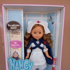 Muñecas Nancy y Lucas: NANCY ENFERMERA DE REEDICIÓN 2013. Nº 1712. Lote 144034026