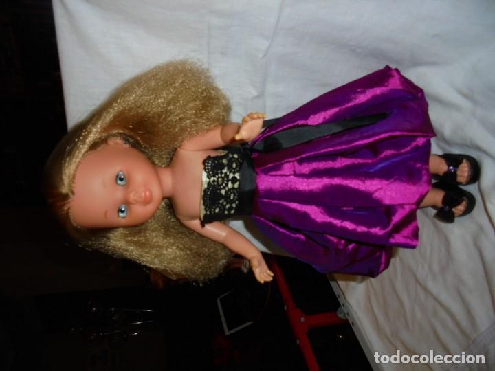 Muñecas Nancy y Lucas: RARA NANCY DE FAMOSA RUBIA OJOS MARGARITA AZUL PATABOLLO 1970.PROTOTIPO? - Foto 50 - 144275698