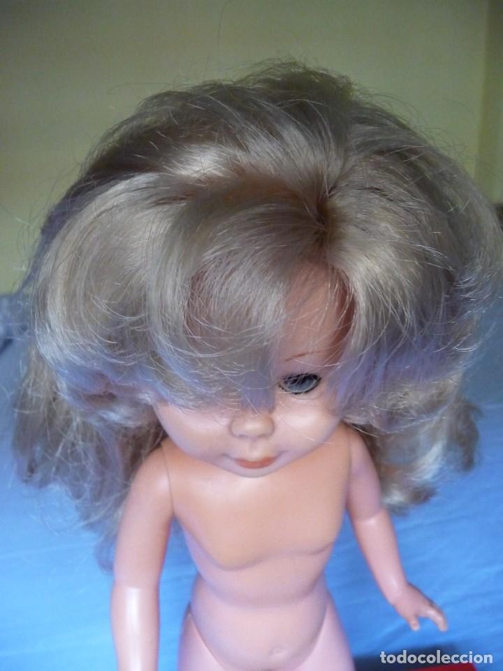 Muñecas Nancy y Lucas: Muñeca Nancy de famosa capas tobillo normal rubia ojos azul margarita años 70 - Foto 4 - 144772810