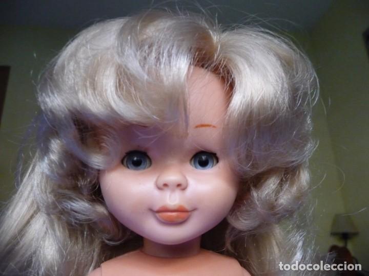Muñecas Nancy y Lucas: Muñeca Nancy de famosa capas tobillo normal rubia ojos azul margarita años 70 - Foto 6 - 144772810