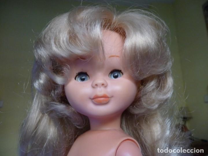 Muñecas Nancy y Lucas: Muñeca Nancy de famosa capas tobillo normal rubia ojos azul margarita años 70 - Foto 15 - 144772810