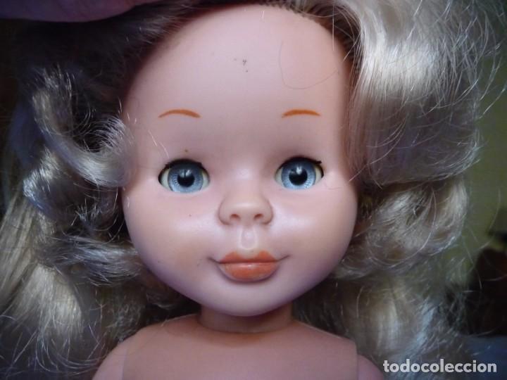 Muñecas Nancy y Lucas: Muñeca Nancy de famosa capas tobillo normal rubia ojos azul margarita años 70 - Foto 16 - 144772810