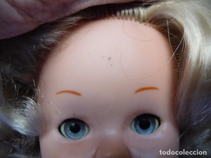 Muñecas Nancy y Lucas: Muñeca Nancy de famosa capas tobillo normal rubia ojos azul margarita años 70 - Foto 17 - 144772810