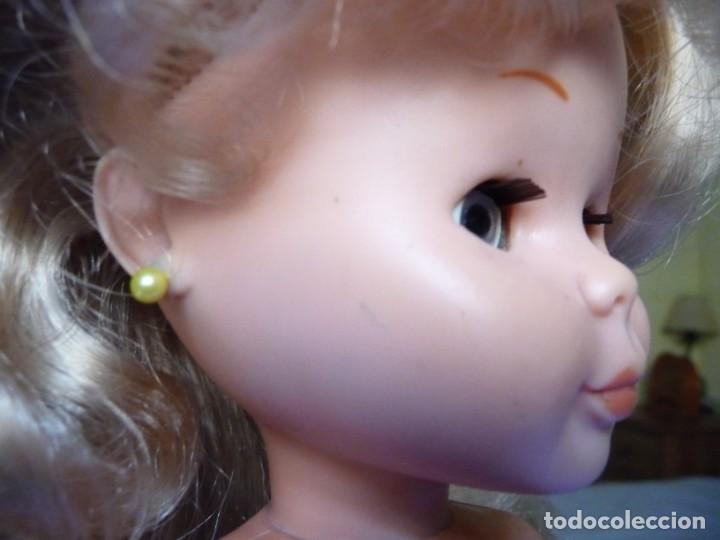 Muñecas Nancy y Lucas: Muñeca Nancy de famosa capas tobillo normal rubia ojos azul margarita años 70 - Foto 18 - 144772810