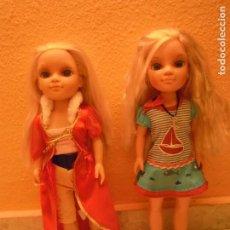 Muñecas Nancy y Lucas: LOTE 2 MUÑECA NANCY NEW FAMOSA. Lote 145526998