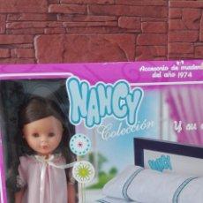 Muñecas Nancy y Lucas: MUÑECA NANCY Y SU CAMA REEDICIÓN. Lote 147219377