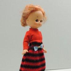 Muñecas Nancy y Lucas: ESPECTACULAR NANCY PELIRROJA FAMOSA TRAJE ORIGINAL EXCELENTE PIEZA DE COLECCIÓN. Lote 147551282