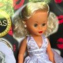 Muñecas Nancy y Lucas: ESPECTACULAR NANCY MARILYN FAMOSA DIVAS DESCATALOGADA. Lote 147760502