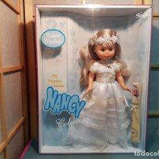 Muñecas Nancy y Lucas: NANCY COMUNION 2011 EN SU CAJA. Lote 147898230