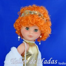 Muñecas Nancy y Lucas: MUÑECA NANCY DE FAMOSA. NANCY CHIC. CUSTOM. OOAK GOLD.. Lote 148157314