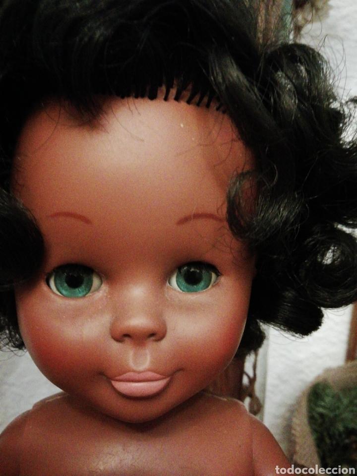 Muñecas Nancy y Lucas: Nancy Famosa negra años 70 - Foto 9 - 148207348