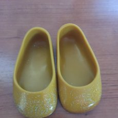 Muñecas Nancy y Lucas: ZAPATOS DORADOS NANCY NEW CUENTOS. Lote 148558394