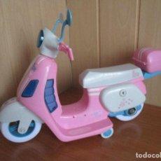 Muñecas Nancy y Lucas: MOTO TIPO VESPA DE NANCY. Lote 149887338