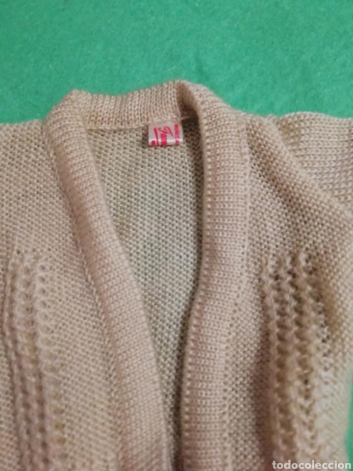 Muñecas Nancy y Lucas: Nancy chaqueta famosa años 70 - Foto 2 - 150497114