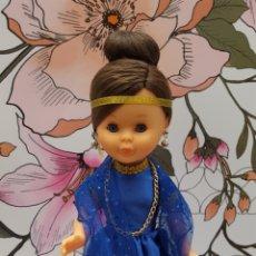 Muñecas Nancy y Lucas: REPLICA DEL CONJUNTO HINDÚ EN RASETE. Lote 158538037