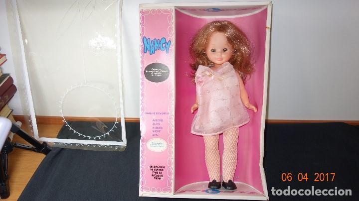 ANTIGUA NANCY PRESENTACION PROTOTIPO NUEVA EN SU CAJA ORIGINAL (Spielzeug - Moderne spanische Puppen - Nancy und Lucas)