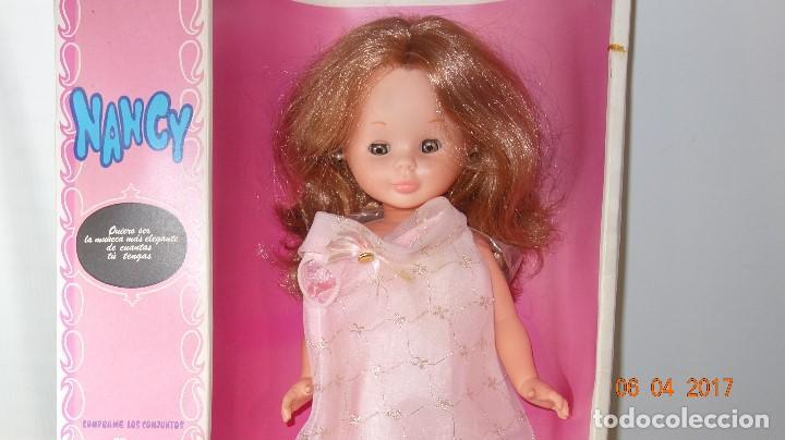 Puppen Nancy und Lucas: ANTIGUA NANCY PRESENTACION PROTOTIPO NUEVA EN SU CAJA ORIGINAL - Foto 18 - 150751850