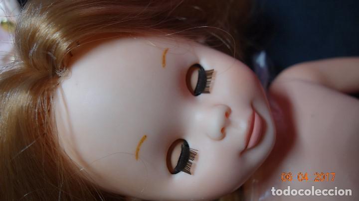 Puppen Nancy und Lucas: ANTIGUA NANCY PRESENTACION PROTOTIPO NUEVA EN SU CAJA ORIGINAL - Foto 25 - 150751850