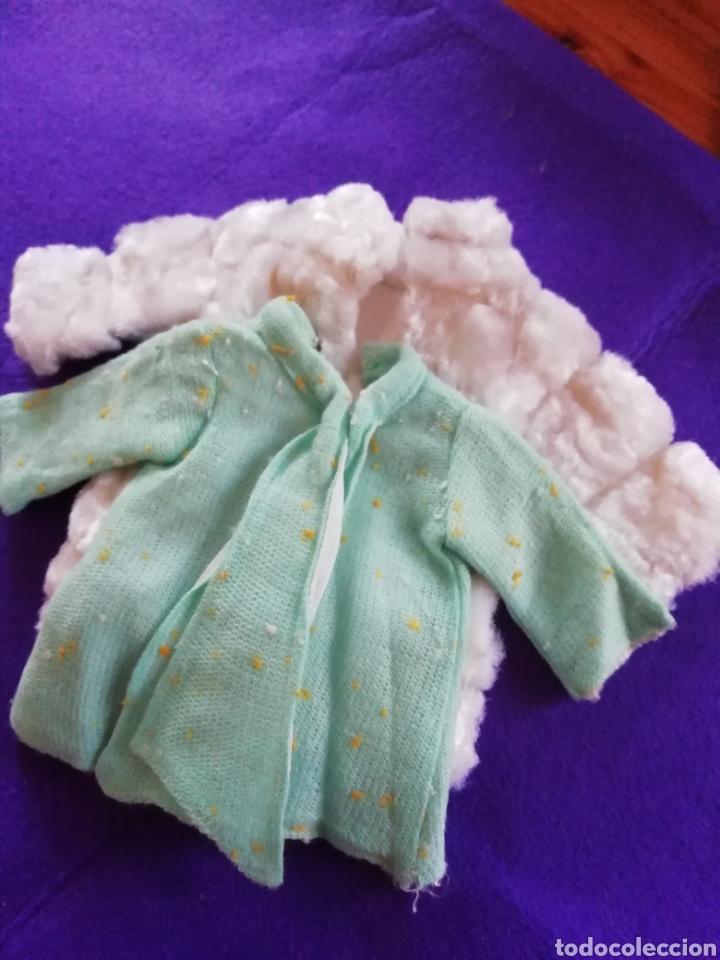 Muñecas Nancy y Lucas: Nancy Famosa vestido de mañana y abrigo visón blanco - Foto 10 - 150961325
