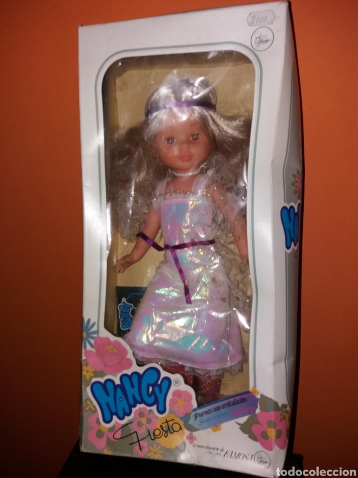 NANCY FIESTA - NUEVA¡ (Toys - Modern Spanish Dolls - Nancy and Lucas)