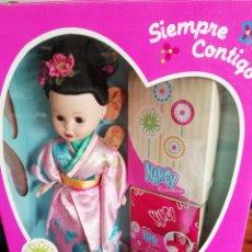 Muñecas Nancy y Lucas: NANCY FAMOSA JAPONESA/GHEISA / JAPÓN EN CAJA. Lote 151462648