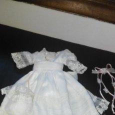 Muñecas Nancy y Lucas: VESTIDO DE NANCY Y TOCADO. Lote 151555078