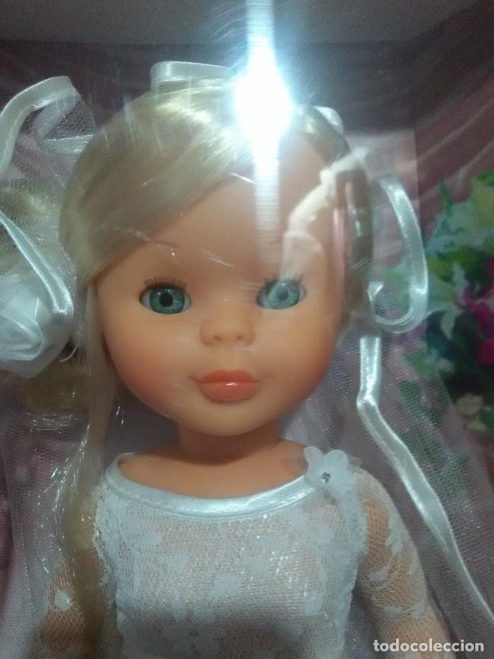 Muñecas Nancy y Lucas: muñeca nancy en caja sin abrir novia - Foto 2 - 152132830