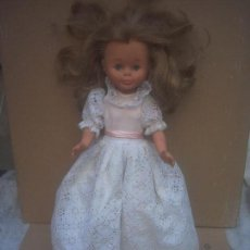 Muñecas Nancy y Lucas: NANCY -CHABEL - LESLY -LISSI - LUCAS. Lote 152323782