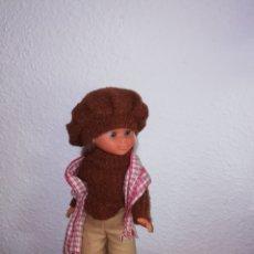 Muñecas Nancy y Lucas: NANCY FAMOSA COLECCIÓN QUIRÓN CAMPOS ELÍSEOS. Lote 152689354