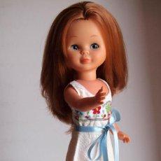 Muñecas Nancy y Lucas: NANCY ORIGINAL CONJUNTO CHAL. ARTICULADA. MEDIADOS DE LOS 70. Lote 152830514
