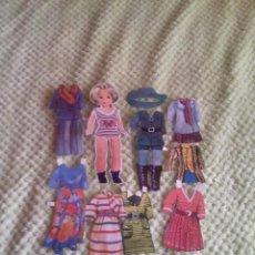 Muñecas Nancy y Lucas: RECORTABLE DE NANCY DE FAMOSA . Lote 152932422
