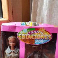 Muñecas Nancy y Lucas: MUÑECA NANCY CUATRO ESTACIONES AÑO 2000 DE FAMOSA. Lote 153546478