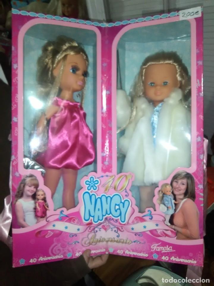 Muñecas Nancy y Lucas: caja sin abrir muñeca nancy aniversario - Foto 2 - 153649750
