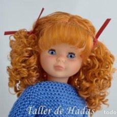 Muñecas Nancy y Lucas: NANCY DE FAMOSA. OOAK DOLLY. CUSTOM. . Lote 153680530