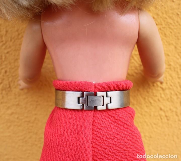 Muñecas Nancy y Lucas: ¡Reloj de acero para tu MUÑECA con flor original! - Foto 3 - 154022498